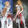 Sword Art Online Asuna Yuuki Cosplay Costume - Custom made in any size