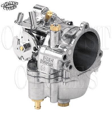 Shorty Carburetors - S&S Super E Carburetor for Harley Big Twin & Sportster S&S Shorty Carb Super
