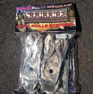 Blackhawk ACU Strike Double Mag Pouch Cordura A/M 37CL34AU ARPAT  new