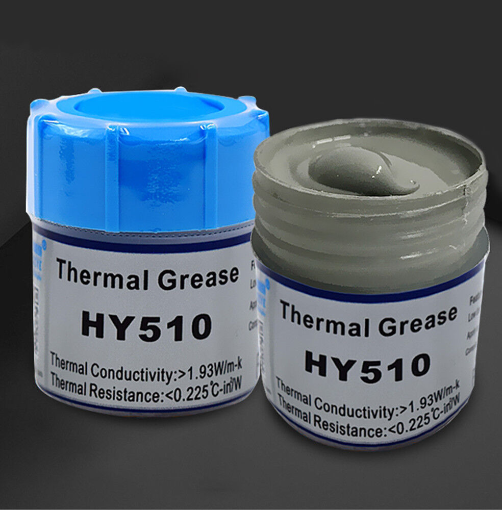 Cooler Heatsink For CPU PC Thermal Grease Conductive Silicon