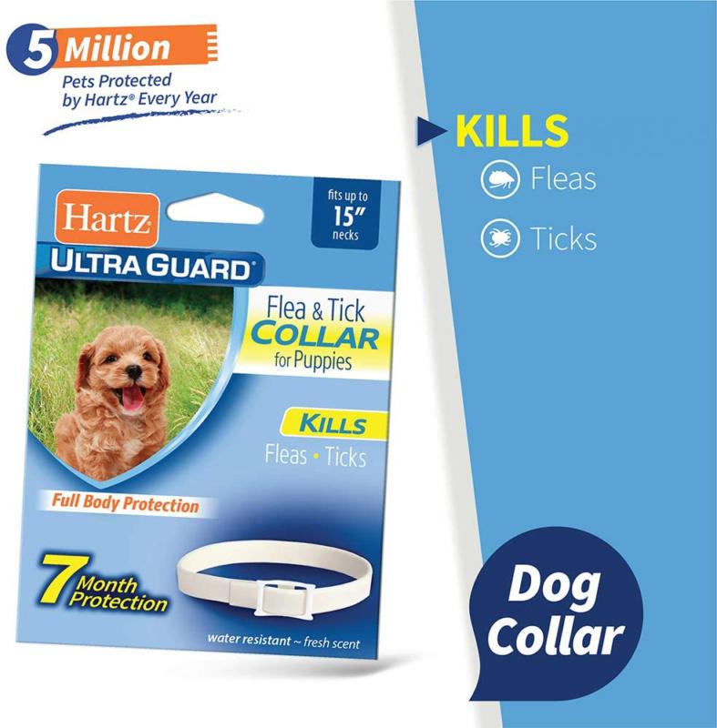 Flea and Tick Collar HARTZ   for Puppies