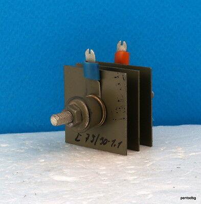 Power Selenium Half Wave Diode Rectifier E7530-1.1 75v30v 1.1a Veri Rare