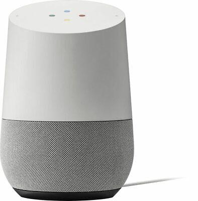 Google Home - Smart Speaker with Google Assistant - White Slate