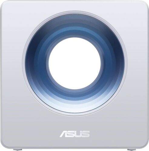 Asus Wireless-AC2600 Dual-Band Wi-Fi Router Blue/white BLUE CAVE AC2600