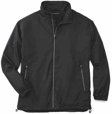 River's End Lightweight Jacket  Athletic   Outerwear - Black - Mens