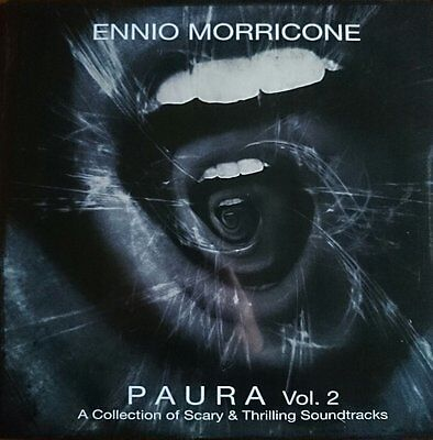 Ennio Morricone Paura Vol.2 A Collection Of Scary & Thrilling Soundtracks LP