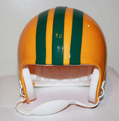 1935 Green Bay Packers Custom Throwback Riddell Mini - Green Bay Helmets