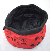 Dog Travel Water Bowl
