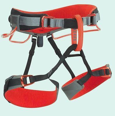 Black Diamond Momentum DS Harness Adjustable Rock Sport Gym Trad Climbing L/XL