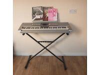 Yamaha PSR -295 Keyboard 61 piano-size touch-sensitive keyboard