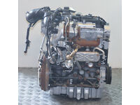 VW Passat B6 2.0 TDI 103kw 2009 BARE ENGINE CFF