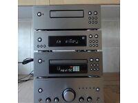 Warfdale s-991 hifi,stereo