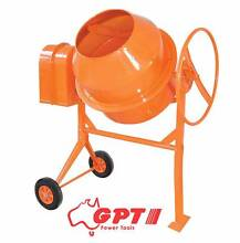PORTABLE CEMENT CONCRETE MIXER CONSTRUCTION - 140L Sunbury Hume Area Preview