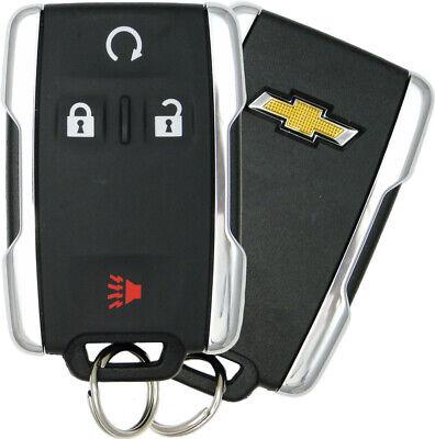 Gm Keyless Entry Remotes - NEW OEM GM CHEVY KEYLESS REMOTE ENTRY KEY FOB TRANSMITTER REMOTE START 13577770