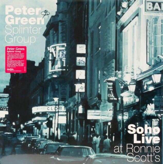 Soho Love  Peter Green Splinter Group Vinyl Record