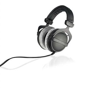 NEW beyerdynamic DT 770 PRO 250 Ohm closed Studio Headphone for improved bass response, high frequencies are clear an...