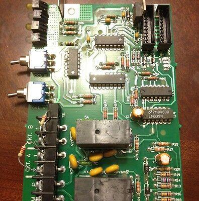 Siemens Faraday 444974 Fire Alarm Sc-3