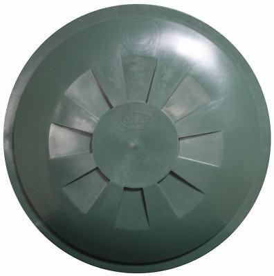 Garantia Ersatzdeckel für Regentonne 210 L grün