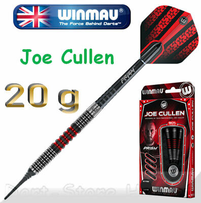 """2227 WINMAU Softdarts """"JOE CULLEN"""", 20g"""