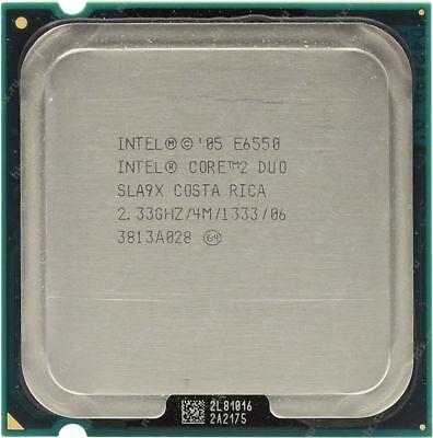 Intel Core 2 Duo E6550 2.33 GHz S775