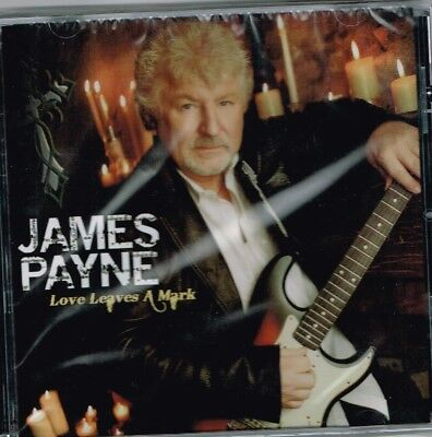 James Payne Brand New Cd  Love Leaves A Mark     15 Tracks   Country Gospel