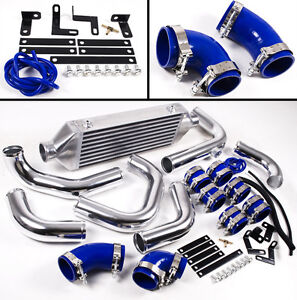 VW GOLF BORA MK4 1.9 TDI DIESEL FRONT MOUNT TURBO INTERCOOLER KIT 110BHP 115BHP