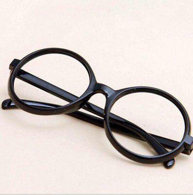 Verszeile Geek Schwarz Runde Brille Harry Potter Buch Woche Wally (Runde Kostüme)