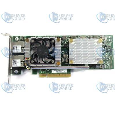 HN10N DELL BROADCOM 57810S DUAL PORT 10GB BASE-T NETWORK CARD W1GCR 0HN10N