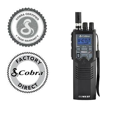 Cobra HH 50 WX ST (Refurbished) Professional Portable Handheld CB Radio