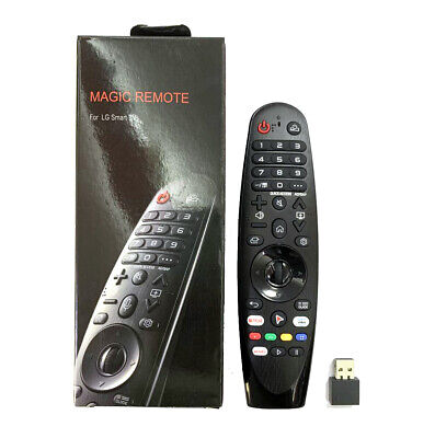 New AM-HR19BA For LG AI ThinQ 4K UHD OLED Smart TV USB Remote Replace AN-MR19BA