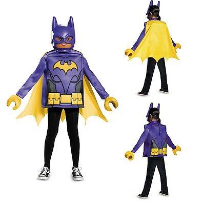 LEGO Batgirl Classic Costume - Batman Movie Superhero - Girl Medium (7/8)](Batgirl Classic Costume)