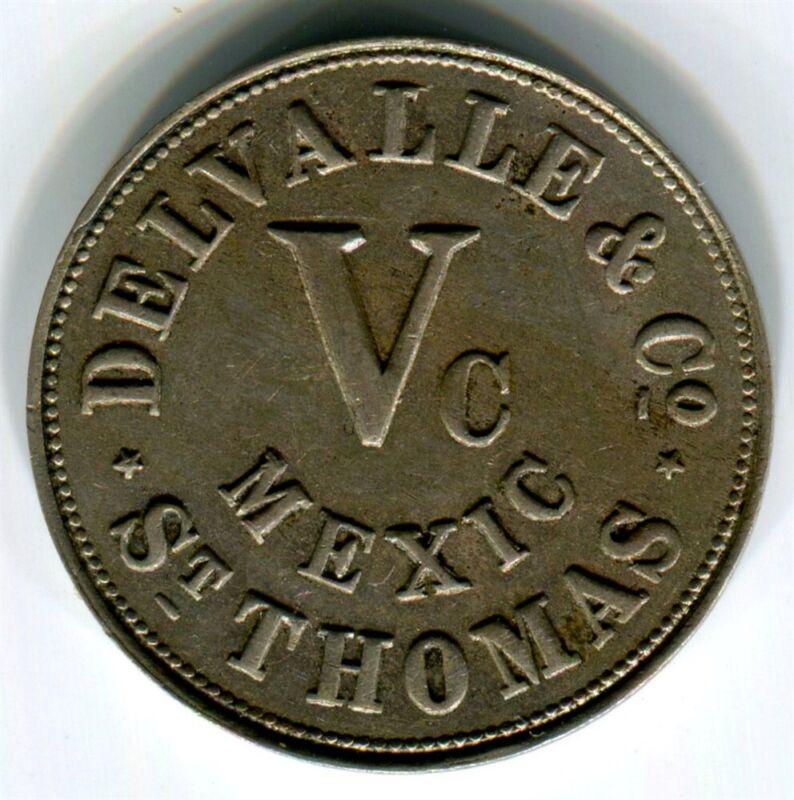 Danish West Indies (St. Thomas) - c1890
