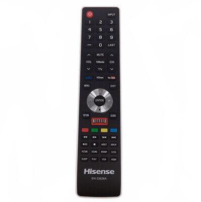 New Original Remote EN-33926A For Hisense LED LCD TV 32H5FC 32K20 32K20DW 32K20W](hisense 32 led lcd tv)