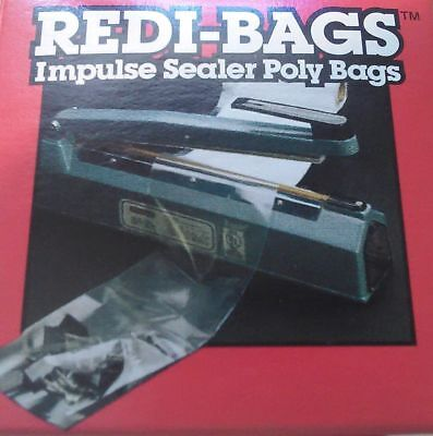 Poly Bag Roll For Impulse Sealer