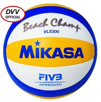 Mikasa - Beachvolleyball Beach Champ VLS 300 / VLS300 -- mit DVV-Prüfzeichen!!