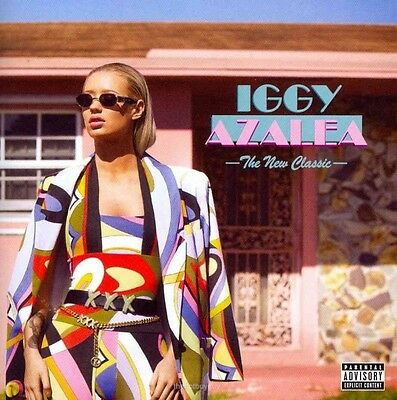 New Classic  Deluxe   Pa  By Iggy Azalea  Cd  Apr 2014  Def Jam  Usa   New