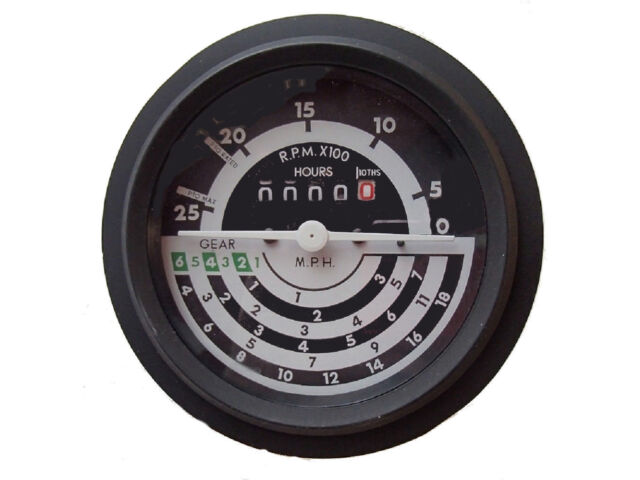 AL30805,AL19692,AL24776 RPM Tachometer Gauge for J