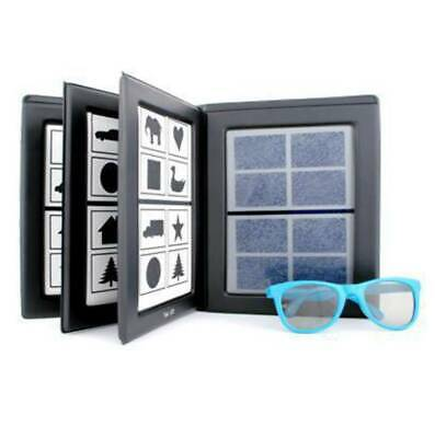 Stereo Optical Randot Preschool Stereotest - SO007