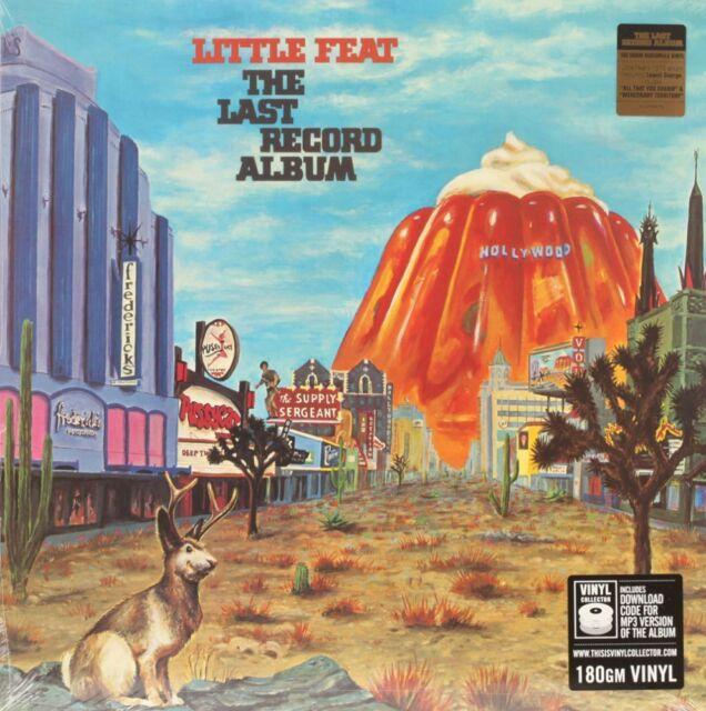 The Last Record Album  LITTLE FEAT Vinyl Record