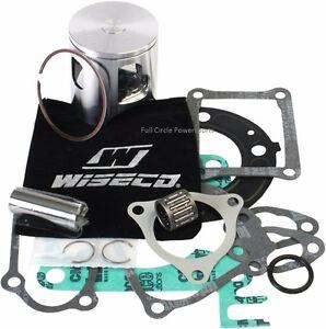 Wiseco Top End Rebuild Kit 1992-1997 Honda CR125 Piston Gasket Bearing 54.0mm