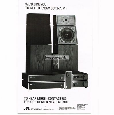 Just 1956 Electro-voice Centurion 4-way Speaker System Hi-fi Vtg Print Ad Advertising