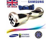 NEW ORIGINAL Gold Hoverboard SAMSUNG Powered Self Balancing Balance Scooter Segway 2 wheel board