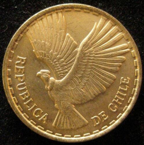 CHILE  1969   5 CENTESIMOS  KM190   UNCIRCULATED COIN