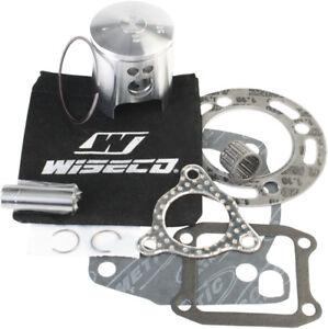 Wiseco Top End Rebuild Kit 1986-1991 Honda CR80 Piston Gasket Bearing 47.0mm