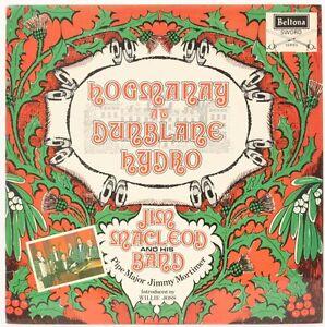 Hogmanay At Dunblane Hydro  Jim Macleod And His Band Vinyl Record