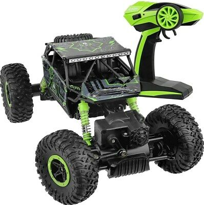 4WD RC Monster Truck Off-Road Vehicle 2.4G Remote Control  C