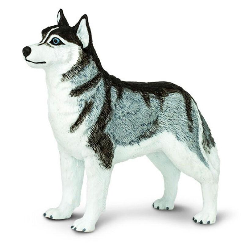 Husky Figurine Toy