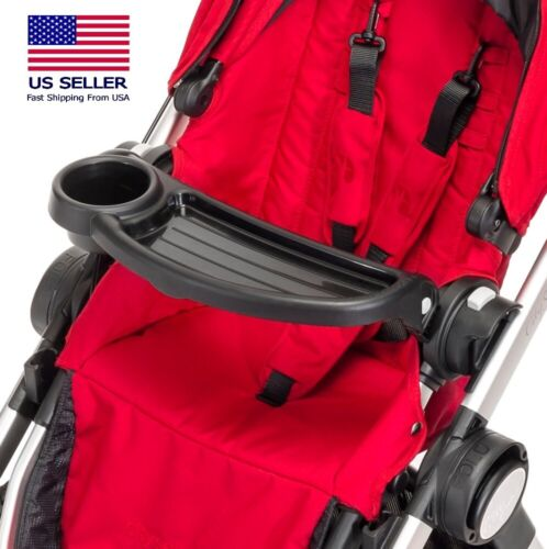 Baby Jogger Toddler Child Snack Tray & Drink Cup Holder for City Select Stroller
