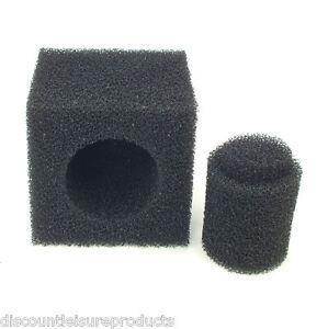 Giardino laghetto per i pesci schiuma quadrato cubo blocco for Filtro x laghetto
