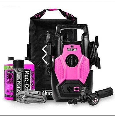 Muc Off Bicycle And Motorcycle Pressure Washer Cleaning Kit New